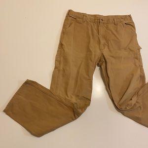 Carhartt dungaree pants